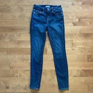 Good American Good Legs High Rise Jeans 2/26
